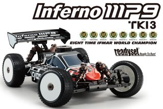 Kyosho Inferno MP9 RTR