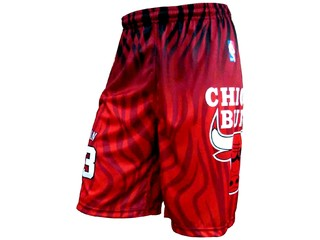 Short NBA Chicago Bulls Jordan en internet