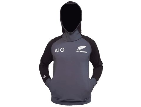 Buzo canguro IMAGO All Blacks gris