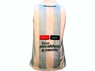 Camiseta A'S Regatas Corrientes alternativa 2016/17 - comprar online