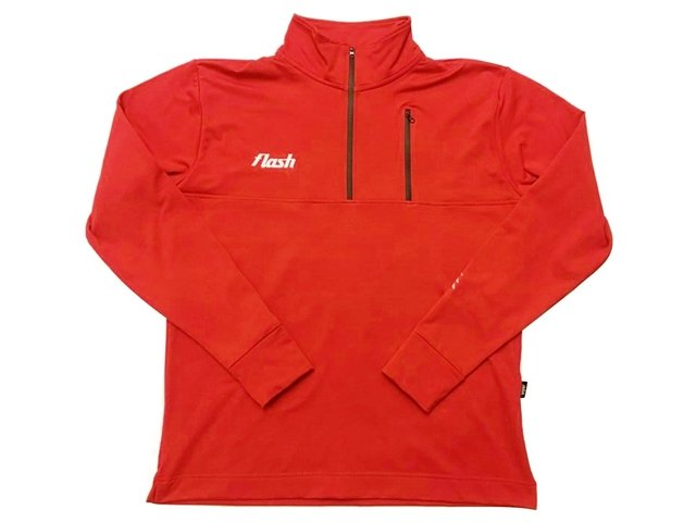 Buzo FLASH Training top rojo