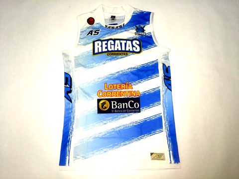 Camiseta A'S Regatas Corrientes alternativa 2016