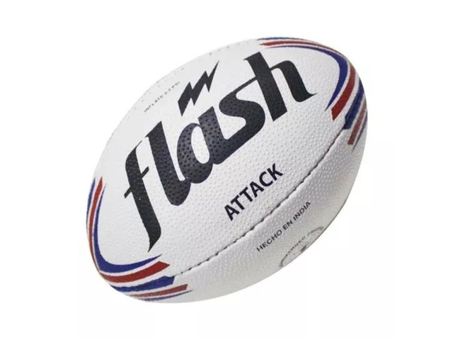 Pelota de rugby Nº4 FLASH Attack