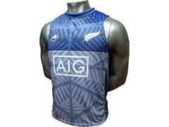 Musculosa LIONS XV Training All Blacks - comprar online