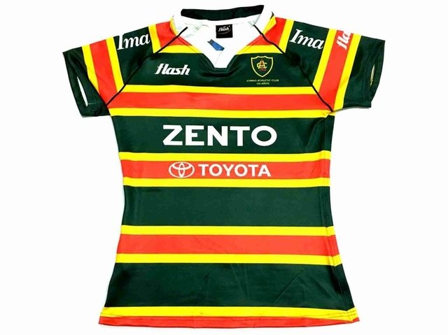 Camiseta de rugby FLASH Lomas Athletic Club - comprar online