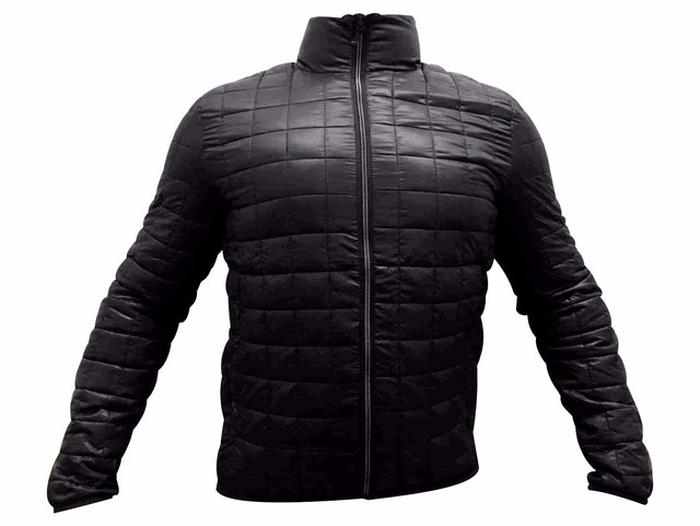 Campera inflada FLASH Unika negro en internet