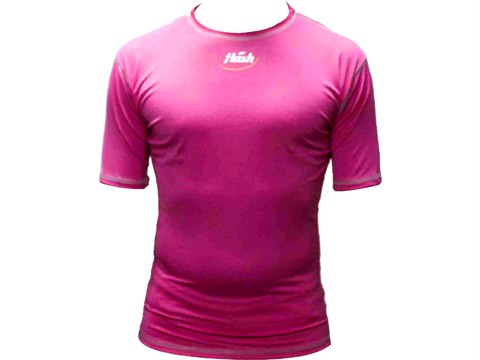 Remera térmica FLASH manga corta fuscia en internet