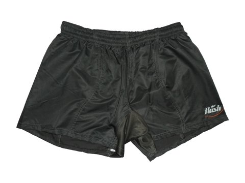 Short de rugby Flash IRB 011 negro