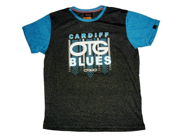 Remera OTAGO Cardiff Blues