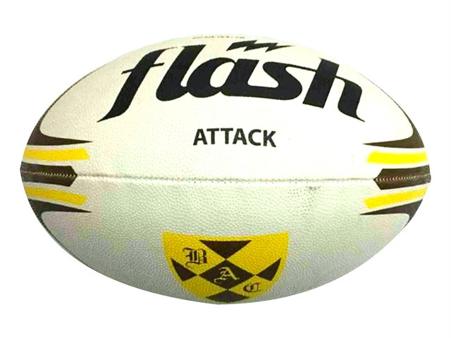 Pelota de rugby FLASH Attack Nº3 Belgrano Athletic Club - comprar online