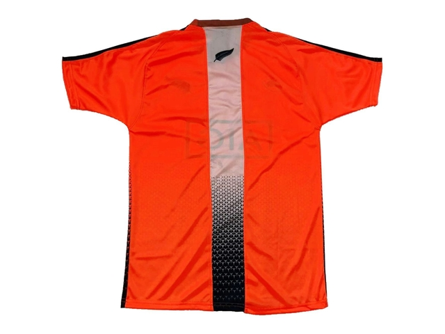 Remera running LIONS XV All Blacks orange - comprar online
