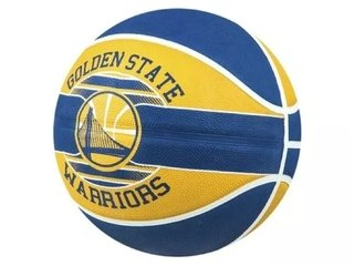 Pelota SPALDING NBA Team Golden State Warriors en internet