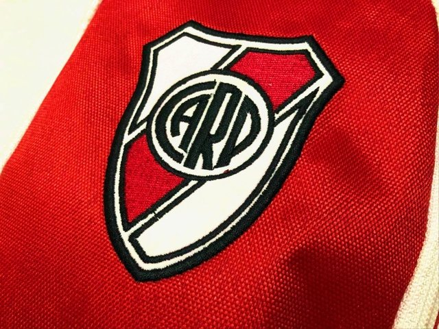 Botinero simple River Plate - comprar online