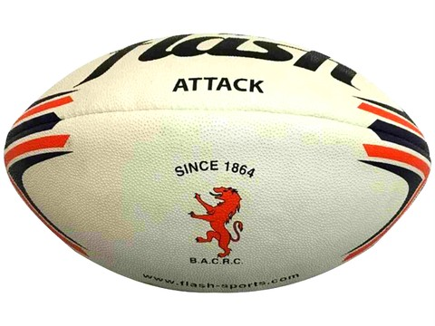 Pelota de rugby FLASH Attack Nº5 BACRC