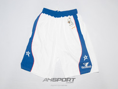 Short TEAM FOOT Londres blanco/azul