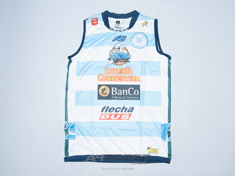 Camiseta A's Regatas alternativa 2014/15