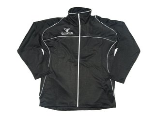 Campera deportiva Team Foot negro