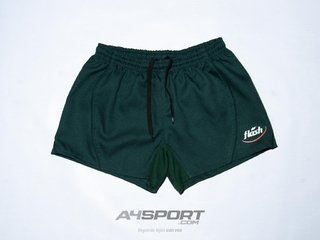 Short de rugby Flash IRB 011 verde