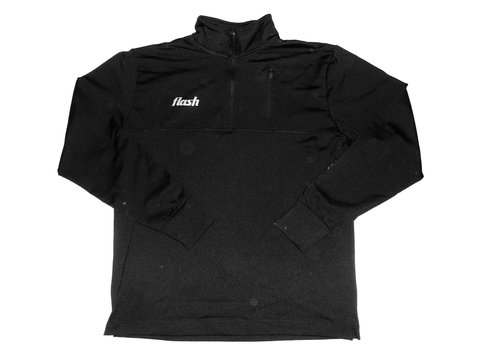 Buzo FLASH Training top negro