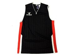 Camiseta de básquet TEAM FOOT Thunder negro