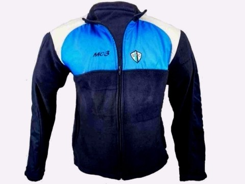 Campera polar MC3 SIC celeste en internet