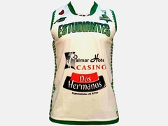 Camiseta A'S Estudiantes Concordia alternativa 2016/17 en internet