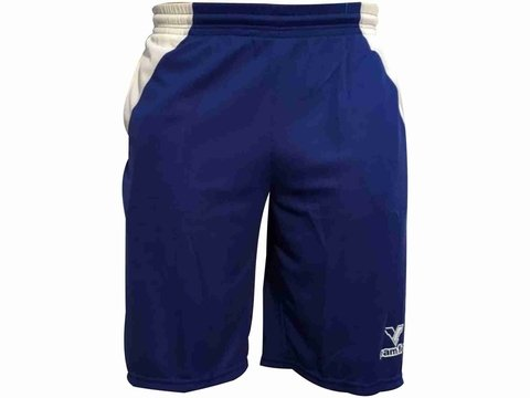 Short TEAM FOOT Jackson azul/blanco - comprar online