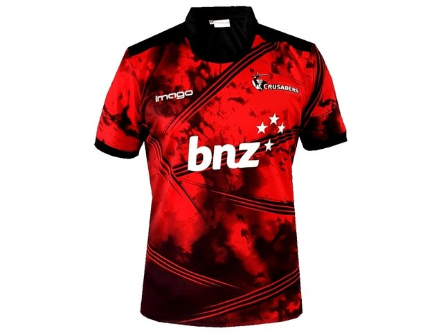 Camiseta IMAGO Team Crusaders 2019