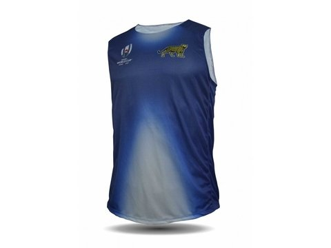 Musculosa training LIONS XV Argentina blue