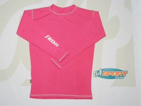 Remera térmica FLASH manga larga fucsia