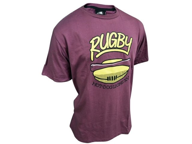 Remera talle especial  LIONS XV Hot Dog