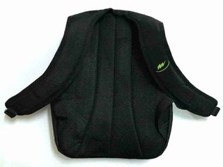 Mochila FLASH Traffic negro en internet