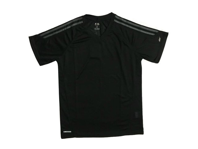 Remera training FLASH negro - comprar online