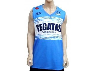 Camiseta Reversible A'S Regatas Corrientes 2020