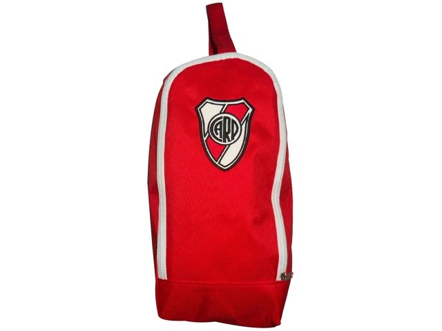 Botinero simple River Plate
