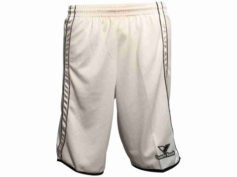 Short TEAM FOOT Memphis blanco - comprar online