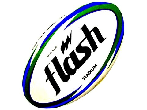 Pelota de rugby FLASH Stadium Nº3