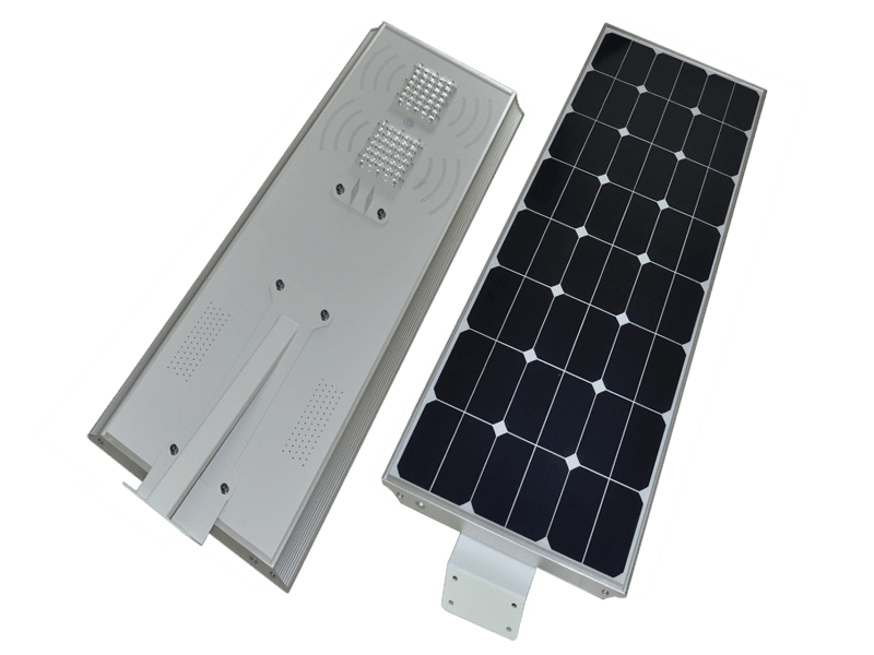 Luminaria solar+led ALL in ONE HISSUMA SOLAR 30W  CYBER MONDAY