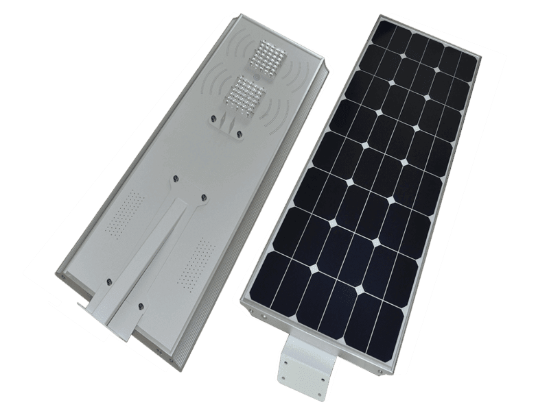 Luminaria solar+led ALL in ONE HISSUMA SOLAR 100W  CYBER MONDAY