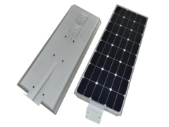Luminaria solar+led ALL in ONE HISSUMA SOLAR 30W