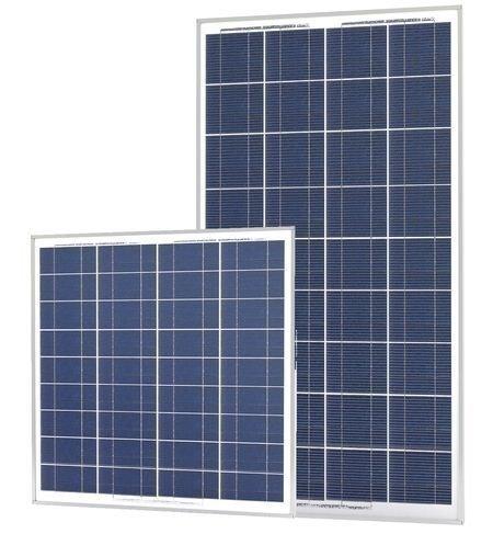 Panel solar policristalino 120W HISSUMA SOLAR 36V