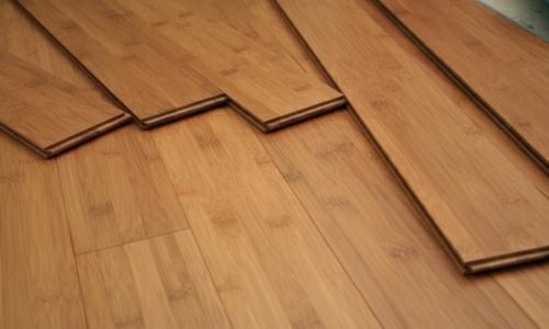 Piso de madera Bambú pre-finish 15 mm Alta Calidad