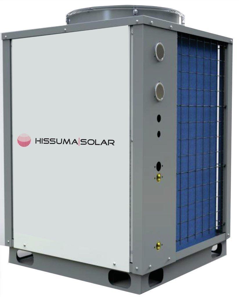 Bomba de calor 5,3/23,57 kW 380V 50Hz (Calefaccion 200 m2)