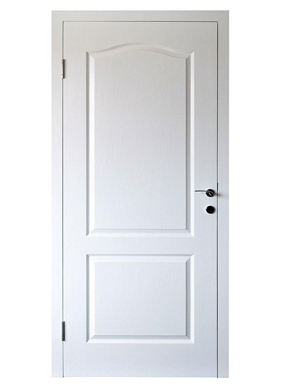 Puerta craftmaster 70x200 cm marco de chapa 20+cerradura pomo