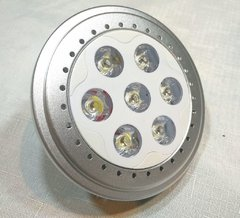Lampara AR111 Led 7W 12V Blanco
