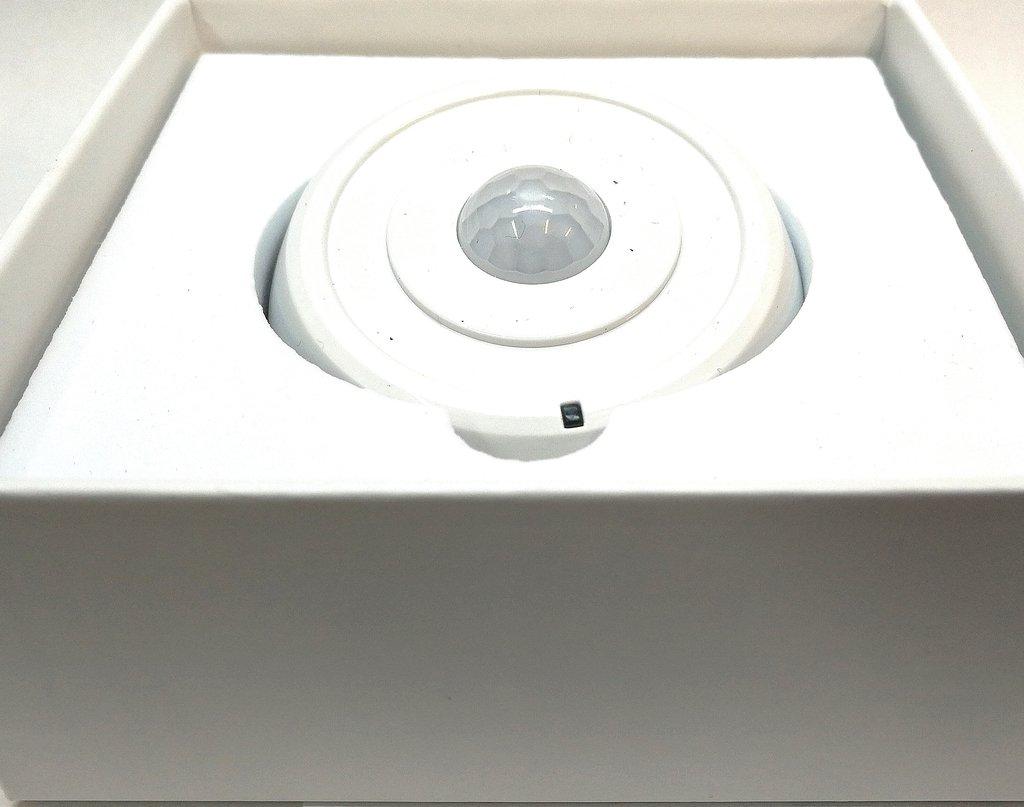 Sensor de movimiento HISSUMA DOMOTICA