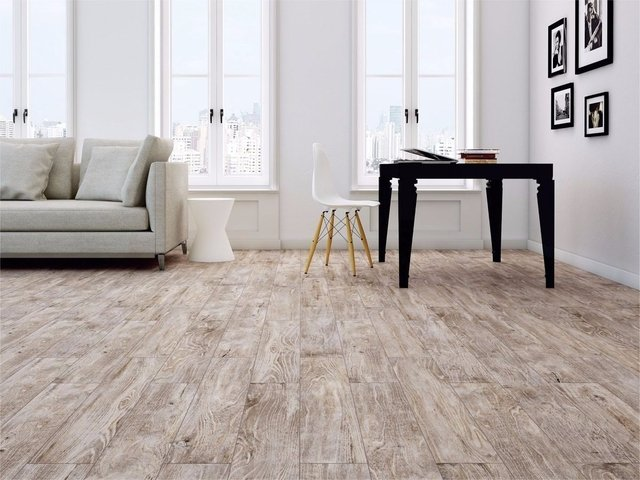Porcelanato Rustico+Rectificado 24,5x100 VILLAGRES NATURAL AMENDOLA