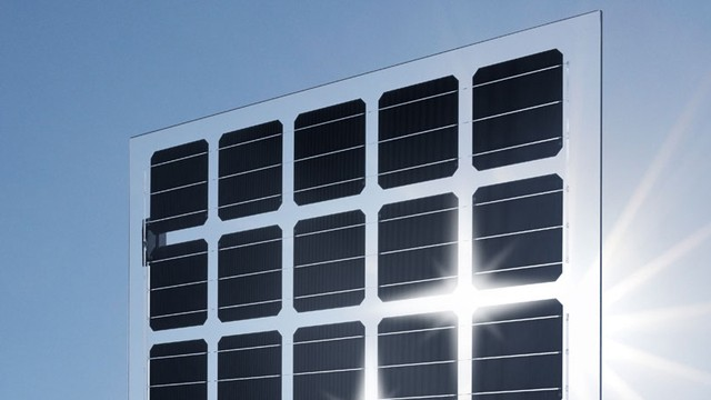 Panel Solar Doble Vidrio