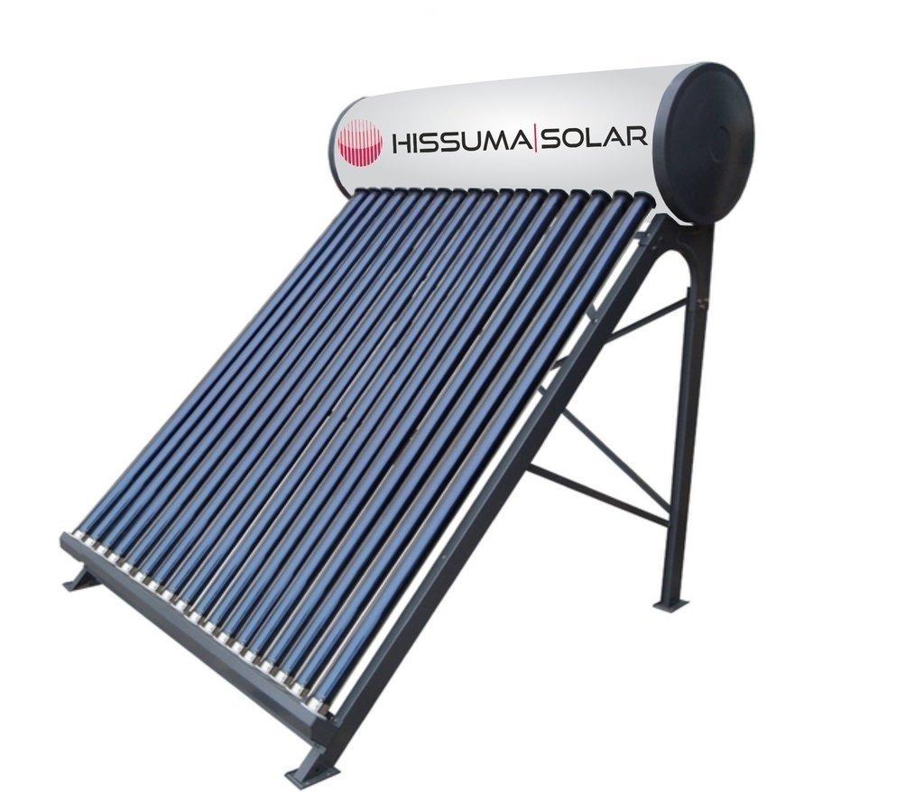 Termotanque Solar sistema de termosifon AHORRA 80% del consumo