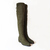 Thigh-high Borgia hunter green Boot